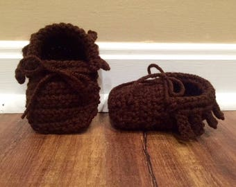 Baby Moccasins/Booties