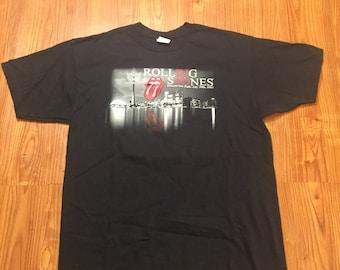Vinyage 00s Rolling Stones T Shirt