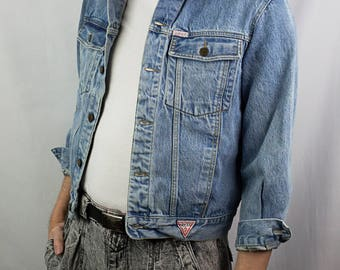 Vintage 90s Guess Denim Jacket