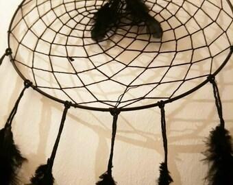 Black Dreamcatcher
