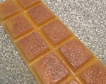 Honey Toffee Wash Soy Wax Snap Bar