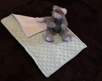 Soft Minky Terry Burp Cloth