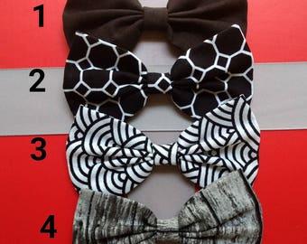 Fabric Hair Bow Accessories
