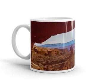 Canyonlands Mesa Arch Mug