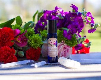 Healing Bunny Botanicals - 10ml Essential Oil Roller