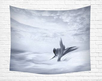 "Mermaid Tail Wall Tapestry 60""x 51"" (3 colors)"