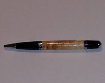 Box Elder Burl Wood Pen