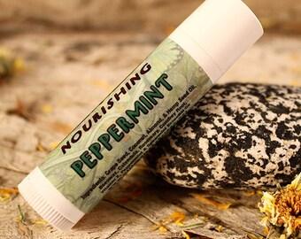 Peppermint Hemp Lip Quench
