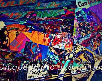 Editing Collage