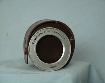 Canon FD M42 Lens Mount Converter P - Allows the use of 42mm lenses on Canon FD Bodies