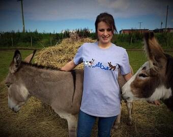 Willows Donkey T-shirt