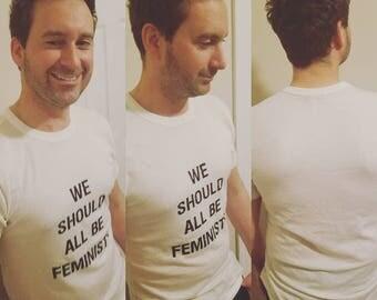 Men's Feminist Tee