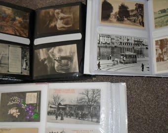 Horse postcards 1900-1940 collection joblot bundle 600+