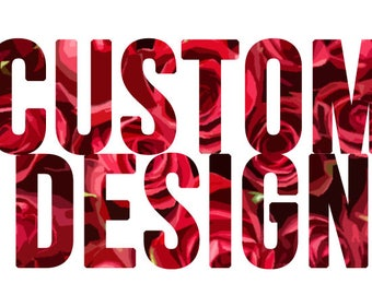 Custom design: Shirts, Hoodies, Mugs, Laptop/tablet/phone cases, etc.!