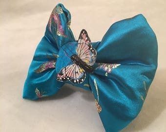 Doggie Butterfly Bow Tie - Large