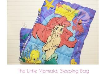 The Little Mermaid Sleeping Bag