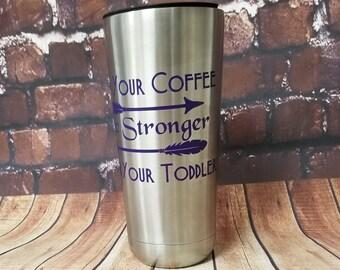 20oz Coffee Tumbler