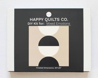 Mixed Emotions - DIY Quilt Kit