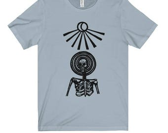 Cycle Men's / Unisex Ringspun Cotton Graphic Tee