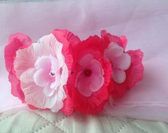 Headband, accessories, flower,petals