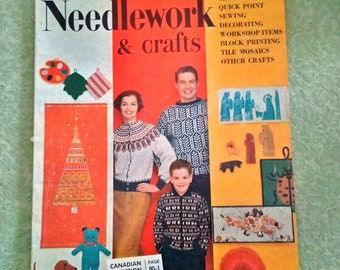 McCall's Needlework & Crafts Fall-Winter 1959-60