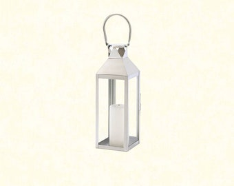 Silver Lantern (Medium)