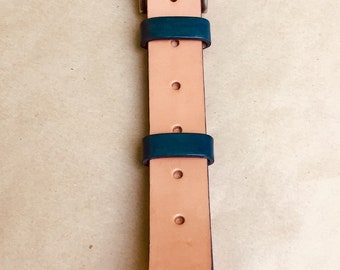 Belt - Vegetable tanned Leather