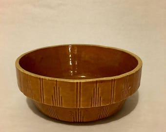 Watt pottery bowl