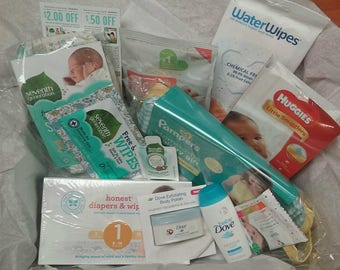 New Parent, Sample and Save, Baby Gift Bag