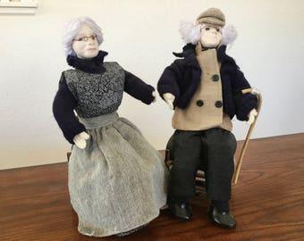 Older European Dolls