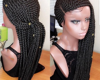 Jaydenna Braided wig