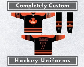 Custom Hockey Uniform - Includes Custom Hockey Jersey and Custom Hockey Socks!