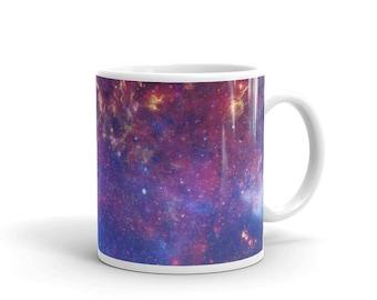 Ultraviolet Galaxy Mug