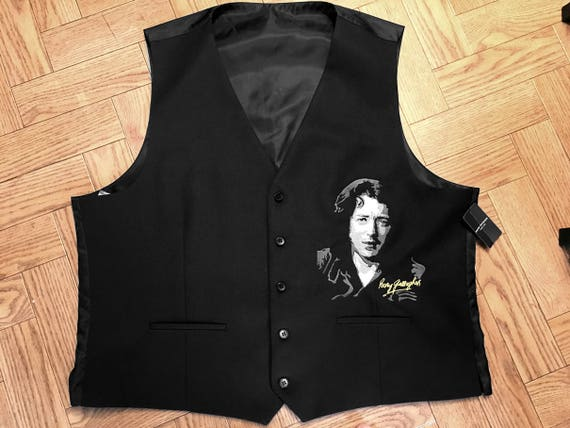 Rory Gallagher - Embroidered Waistcoat
