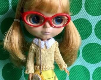 Blythe Doll Colour Me Fruity Set - Lemon