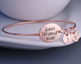 Friendship Bracelet, Best Friend Jewelry, Custom BFF Gift, Infinity Best Friends Jewelry, Friendship Bracelet