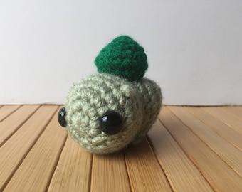 Ditzy Pokemon Starters - Bulbasaur Pokemon Amigurumi - Cute Bulbasaur Doll