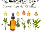 Signature Essential Oil Misters