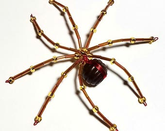 The Christmas Spider Ornament #36