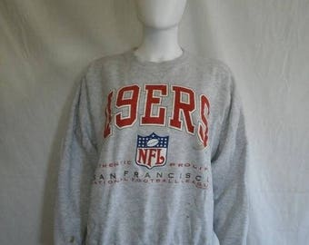 Closing Shop 40%off SALE 49ers SF San Francisco Forty Niners 49ers sweatshirt football NFL