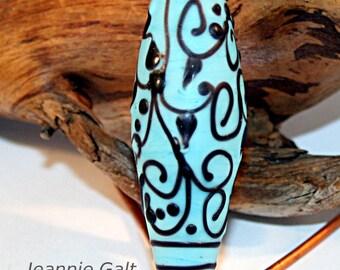 Lampwork  Art Jewelry by Jeanniesbeads #2946