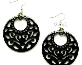 Horn Earrings - Q12855