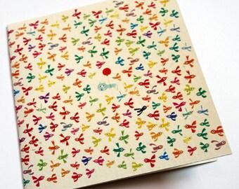 A bird and cat C101 card