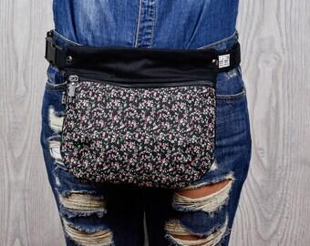 Waist belt bag inside pocket
