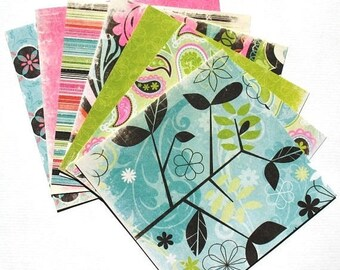 50% OFF - Tiffany's - 6x6 We R Memory Keepers Scrapbooking Paper Pack
