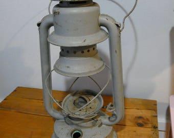 Gray Vintage Lantern