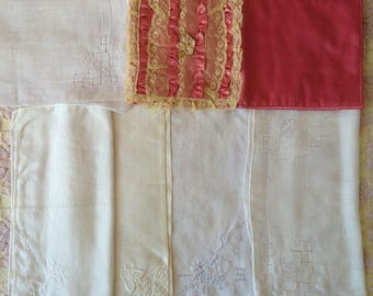 Vintage Hankies , Hankie Holder