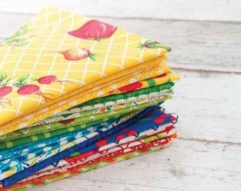 Eat your Fruits 'n Veggies Layer Cake by Pat Sloan for Moda Fabrics SKU# 43000LC