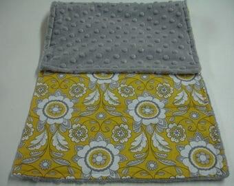 Parisian Baby Burp Cloth 10 x 21 READY TO SHIP