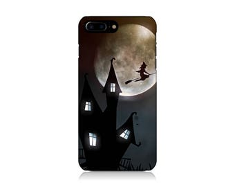 Halloween Witch iPhone 7 Case, iPhone 6 Case, iPhone Cases, iPhone Plus Case, Galaxy S7 Case, Galaxy S7 Edge Case, Galaxy S6 Case